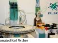 Automated Karl Fischer